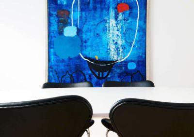 Har du brug for et lille mødelokale? Vi tilbyde 5 forskellige smukke mødelokaler til max 6 personer.