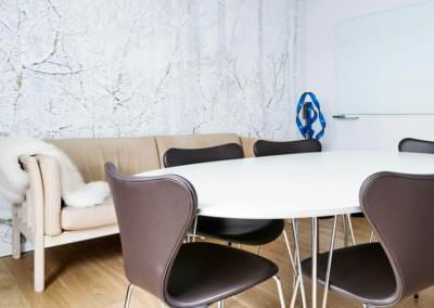 Lej kursuslokaler, mødelokaler, konferencelokaler hos MBK - lej lokaler her hos MBK.