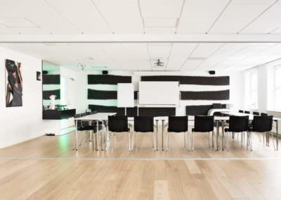MBK tilbyder inspirerende kursuslokaler, mødelokaler og konferencelokaler kun 500 meter fra Rundetårn.