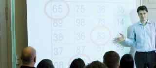 Kursus i Præsentationsteknik