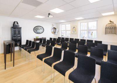 Lej kursuslokaler i hjeret af København - vi tilbyder lokaler fra 2 til 138 personer.