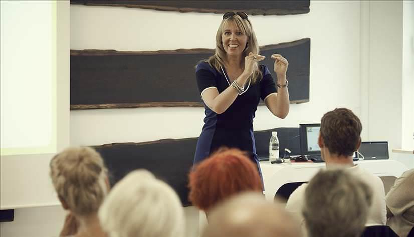Gitte Koldtoft, foredragsholder hos MBK A/S